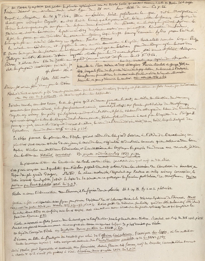 1555 Editions : The Fabrica of Andreas Vesalius