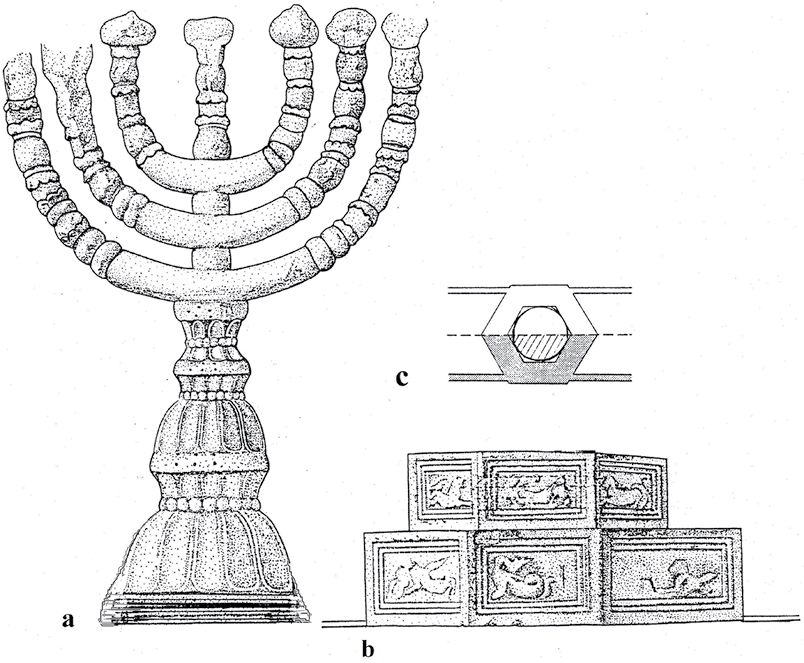 Why Did The Menorah And Not The Showbread Table Evolve Into The Most