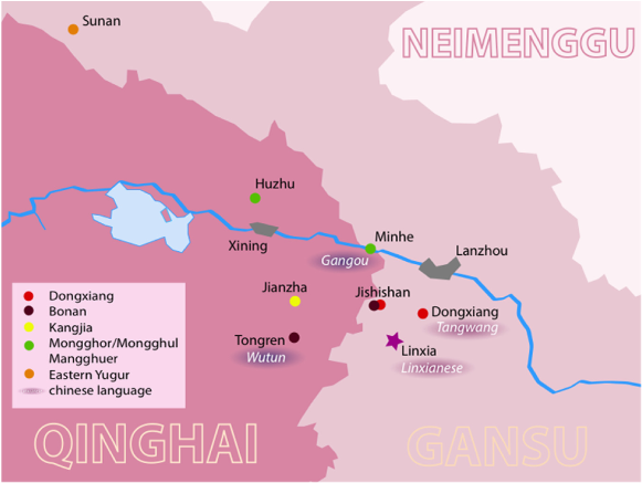 Contact-induced change in the Dongxiang language in  Cahiers de ... 115abb9fed066