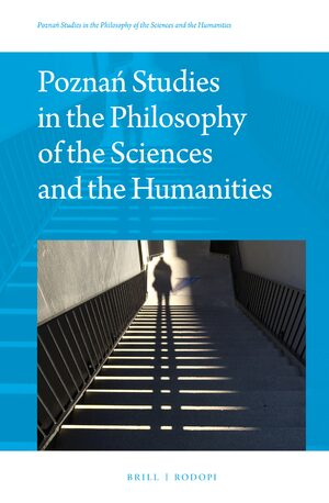 Cover Poznań Studies in the Philosophy of the Sciences and the Humanities