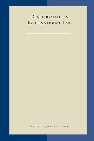 Developments in International Law