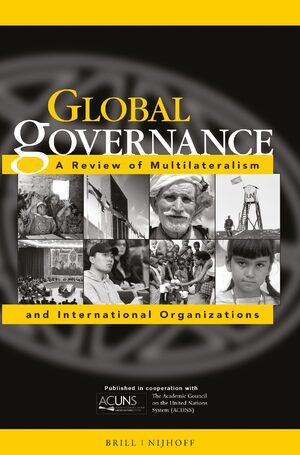 Cover Global Governance: A Review of Multilateralism and International Organizations