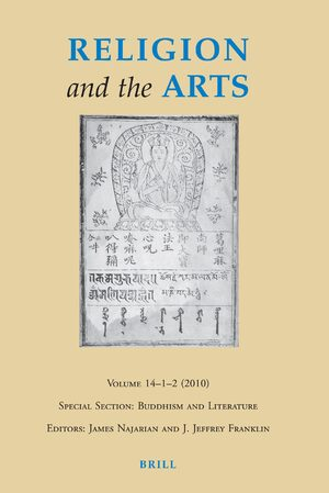 Cover Religion and the Arts