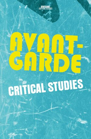 Cover Avant-Garde Critical Studies