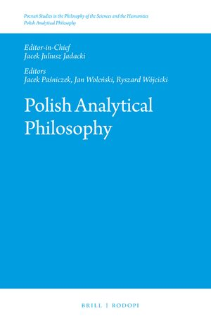 Cover Polish Analytical Philosophy