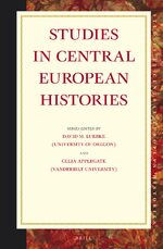 Cover Studies in Central European Histories