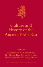 Cover Culture and History of the Ancient Near East