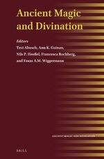 Cover Ancient Magic and Divination