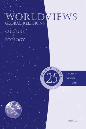 Worldviews: Global Religions, Culture, and Ecology