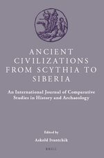 Cover Ancient Civilizations from Scythia to Siberia