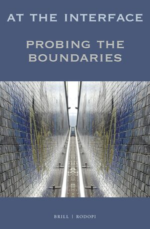 Cover At the Interface / Probing the Boundaries