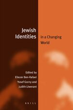 Cover Jewish Identities in a Changing World