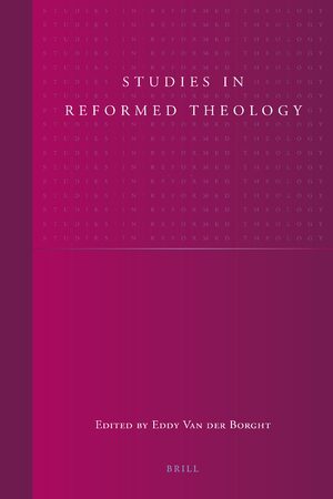 Cover Studies in Reformed Theology
