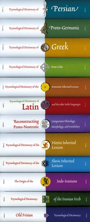 Leiden Indo-European Etymological Dictionary Series