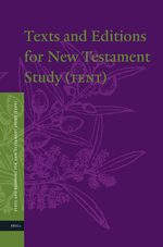 Cover Texts and Editions for New Testament Study