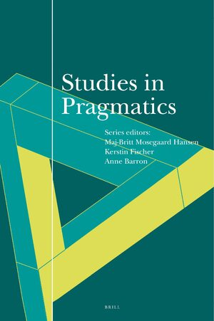 Cover Studies in Pragmatics