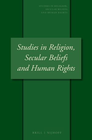 Studies in Religion, Secular Beliefs and Human Rights