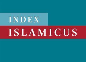 Cover Index Islamicus Online