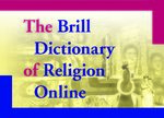 Cover The Brill Dictionary of Religion Online