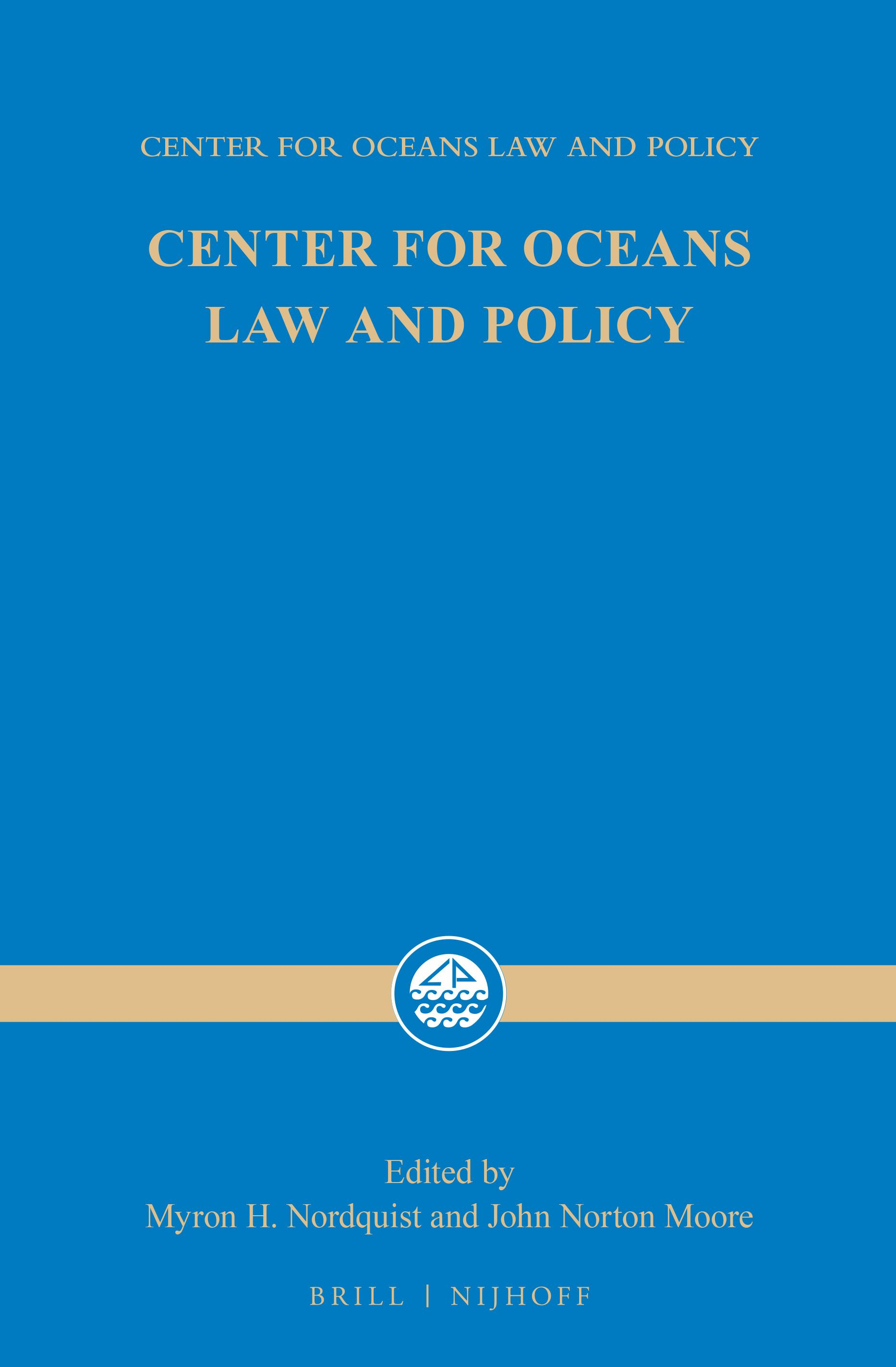 The Law of the Sea Convention : US Accession and Globalization