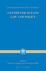 Cover Center for Oceans Law and Policy