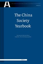Cover The Chinese Academy of Social Sciences Yearbooks: Society