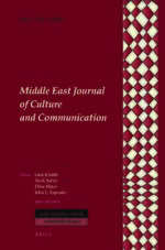 Cover Middle East Journal of Culture and Communication