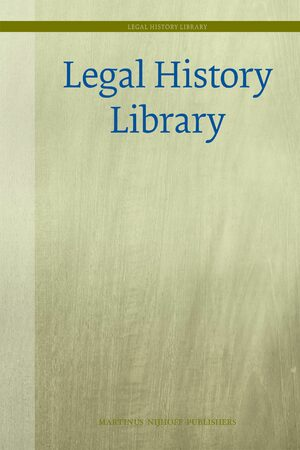 Cover Legal History Library