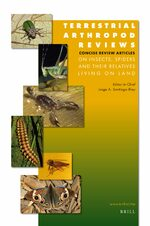 Cover Terrestrial Arthropod Reviews
