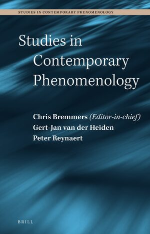 Cover Studies in Contemporary Phenomenology