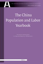 Cover The Chinese Academy of Social Sciences Yearbooks: Population and Labor