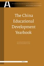 Cover The Chinese Academy of Social Sciences Yearbooks: Educational Development