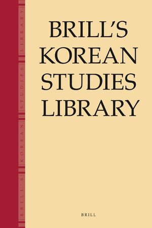 Cover Brill's Korean Studies Library