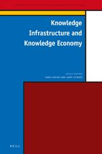 Cover Knowledge Infrastructure and Knowledge Economy
