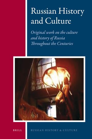 Cover Russian History and Culture