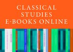 Cover Classical Studies E-Books Online