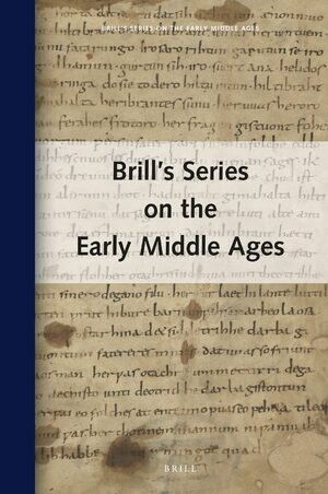 Cover Brill's Series on the Early Middle Ages