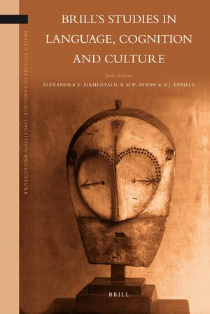 Cover Brill's Studies in Language, Cognition and Culture
