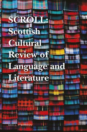 Cover SCROLL: Scottish Cultural Review of Language and Literature Online