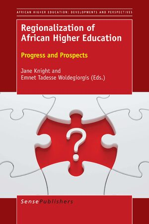 Cover African Higher Education: Developments and Perspectives