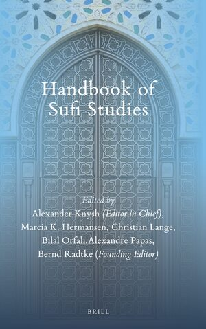 Cover Handbook of Sufi Studies
