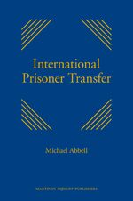 Cover International Prisoner Transfer