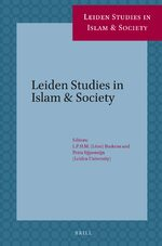 Cover Leiden Studies in Islam and Society