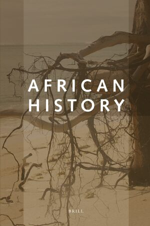 Cover African History