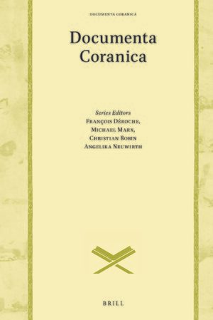 Cover Documenta Coranica