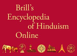Cover Brill's Encyclopedia of Hinduism Online
