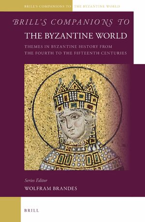 Cover Brill's Companions to the Byzantine World