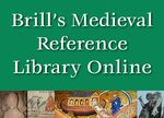 Cover Brill's Medieval Reference Library Online