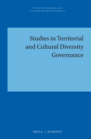 Cover Studies in Territorial and Cultural Diversity Governance
