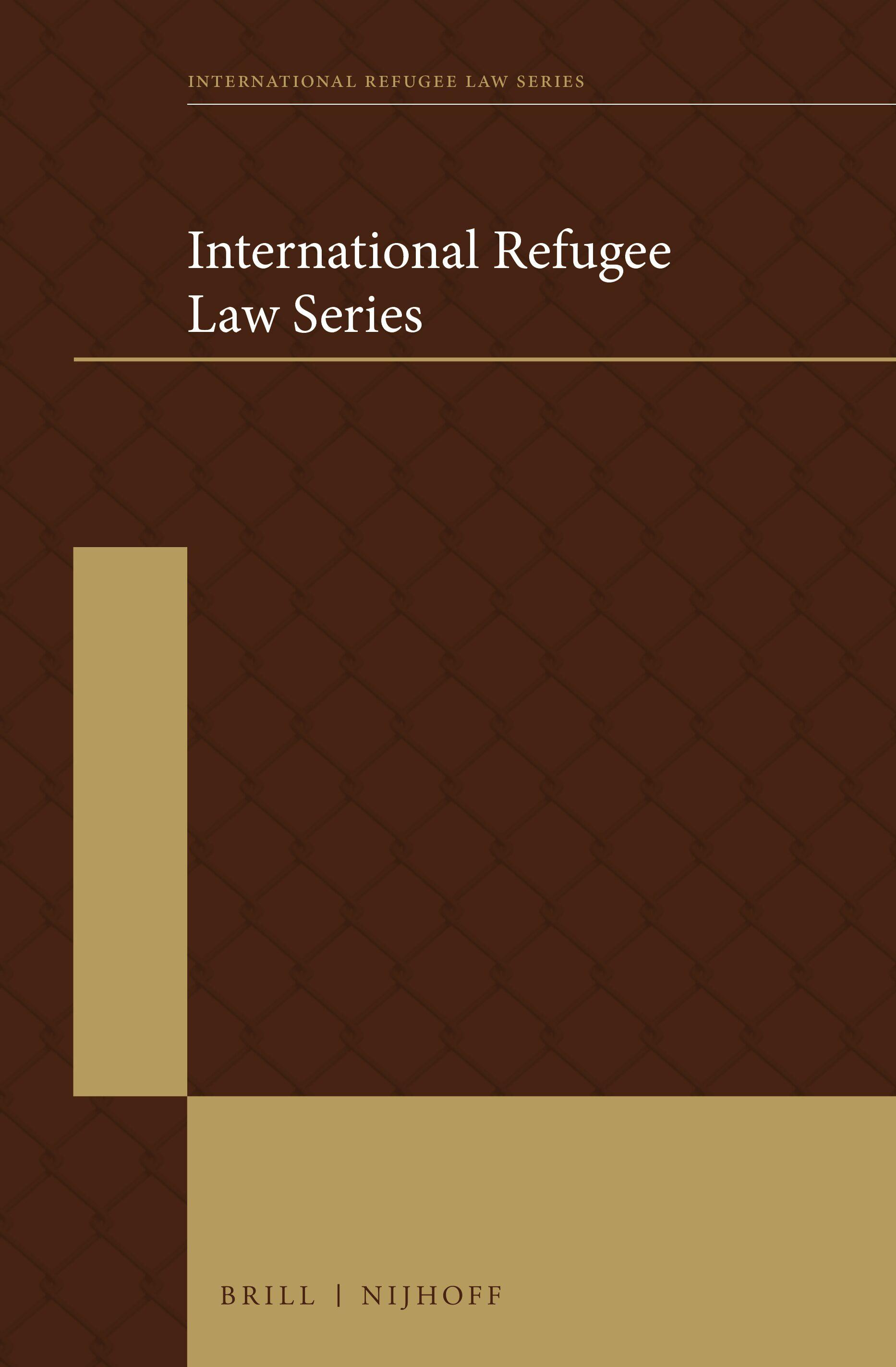 International Refugee Law Series